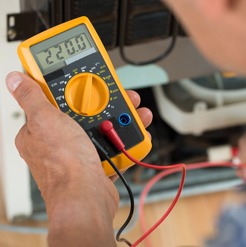 Basismodule Multimeter